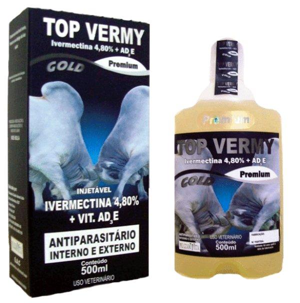 VERMIFUGO TOP VERMY 4.8%