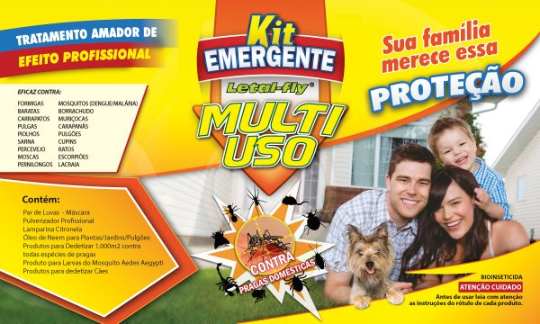 KIT DENGUE/ESCORPI�O