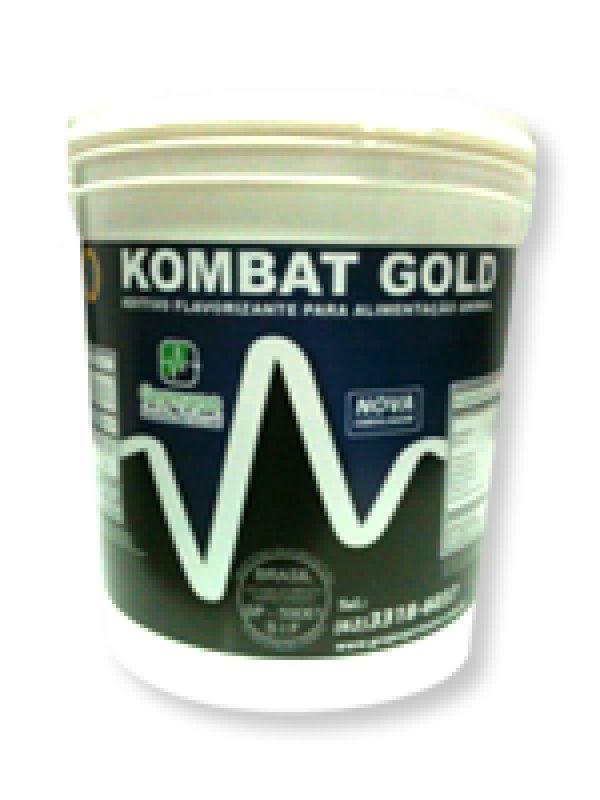 KOMBAT GOLD