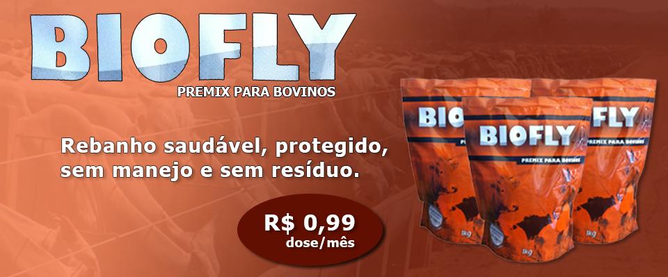BIOFLY - VERMIFUGO COCHO