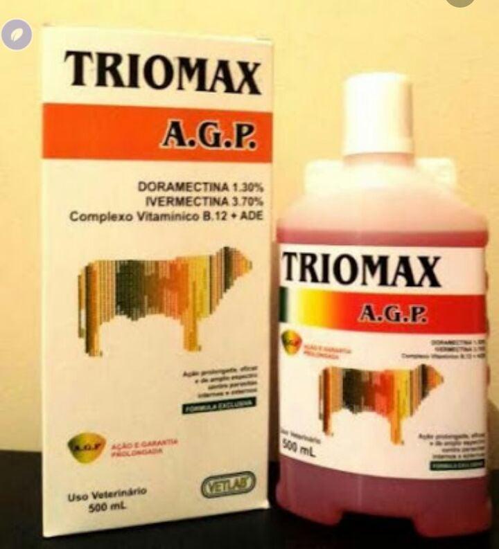 Venda de TRIOMAX/ANABOLIC/SUPREMO