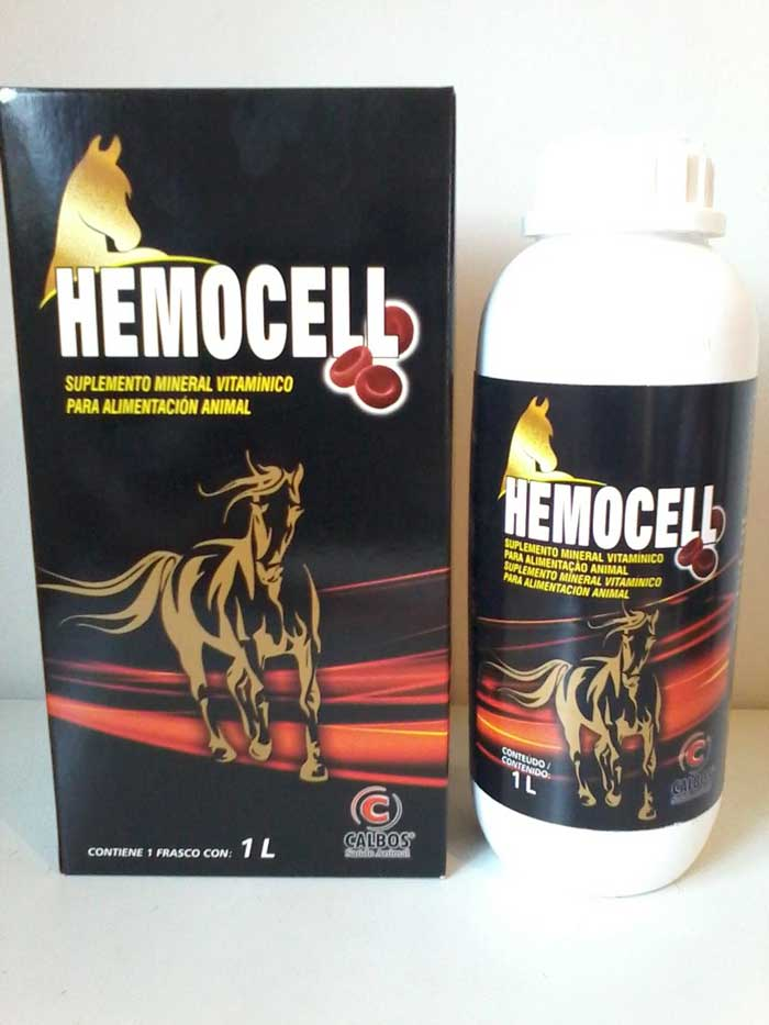 Venda de HEMOCELL COM VITAMINA C