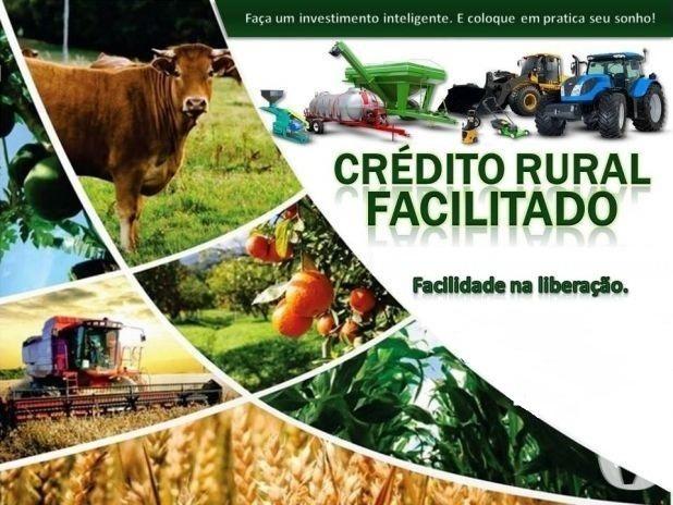 Venda de CRÉDITO AGROPECUÁRIO