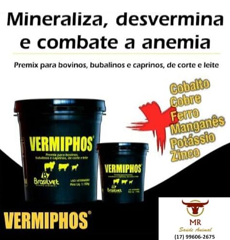 VERMÍFUGO VERMISAL+DIFLY