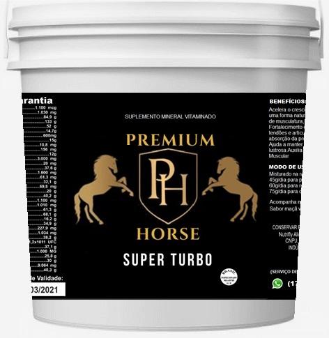 PREMIUM HORSE SUPERTURBO