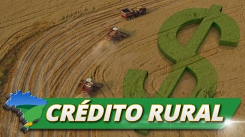 CR�DITO URBANO E RURAL