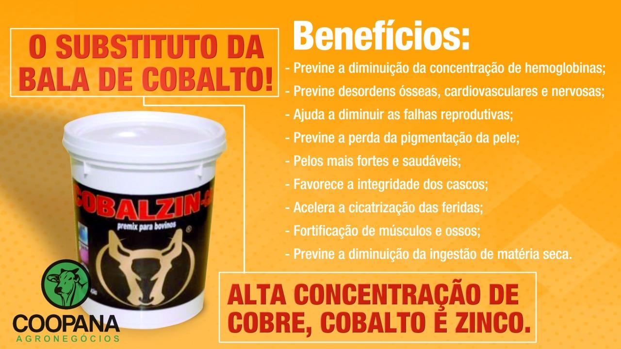 BALA DE COBALTO!