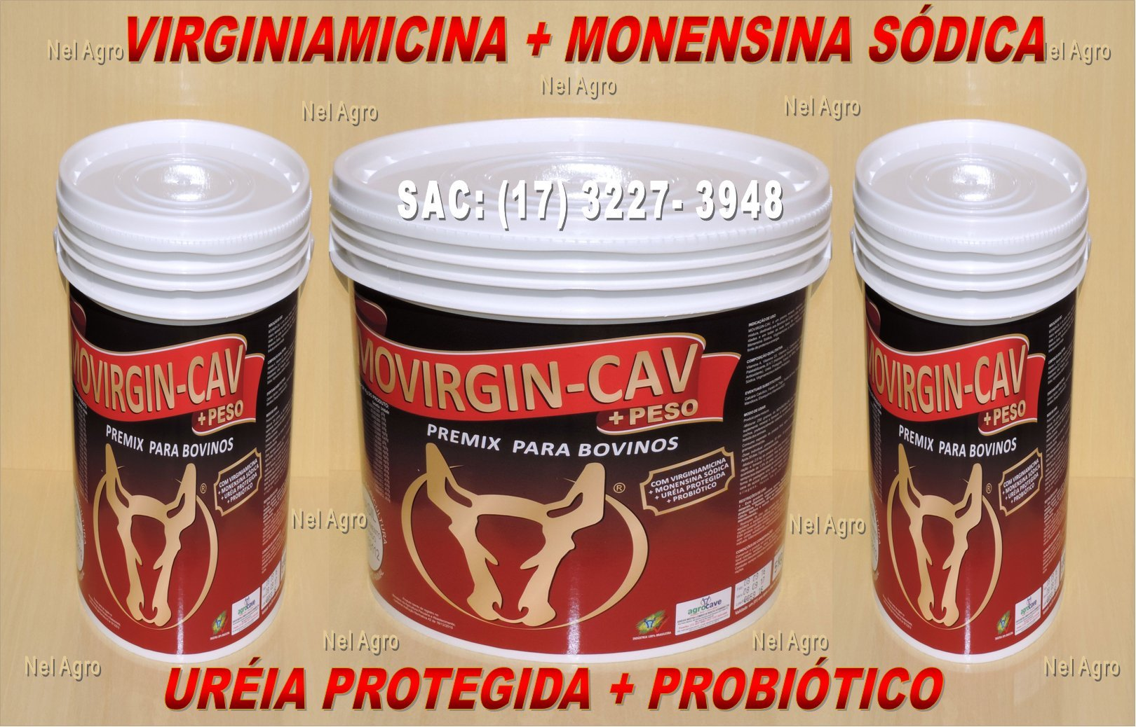 VIRGINIAMICINA MOVIRGIN