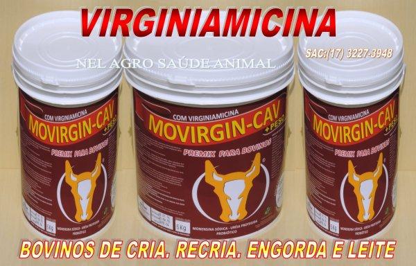VIRGINIAMICINA+LUCRO+PES