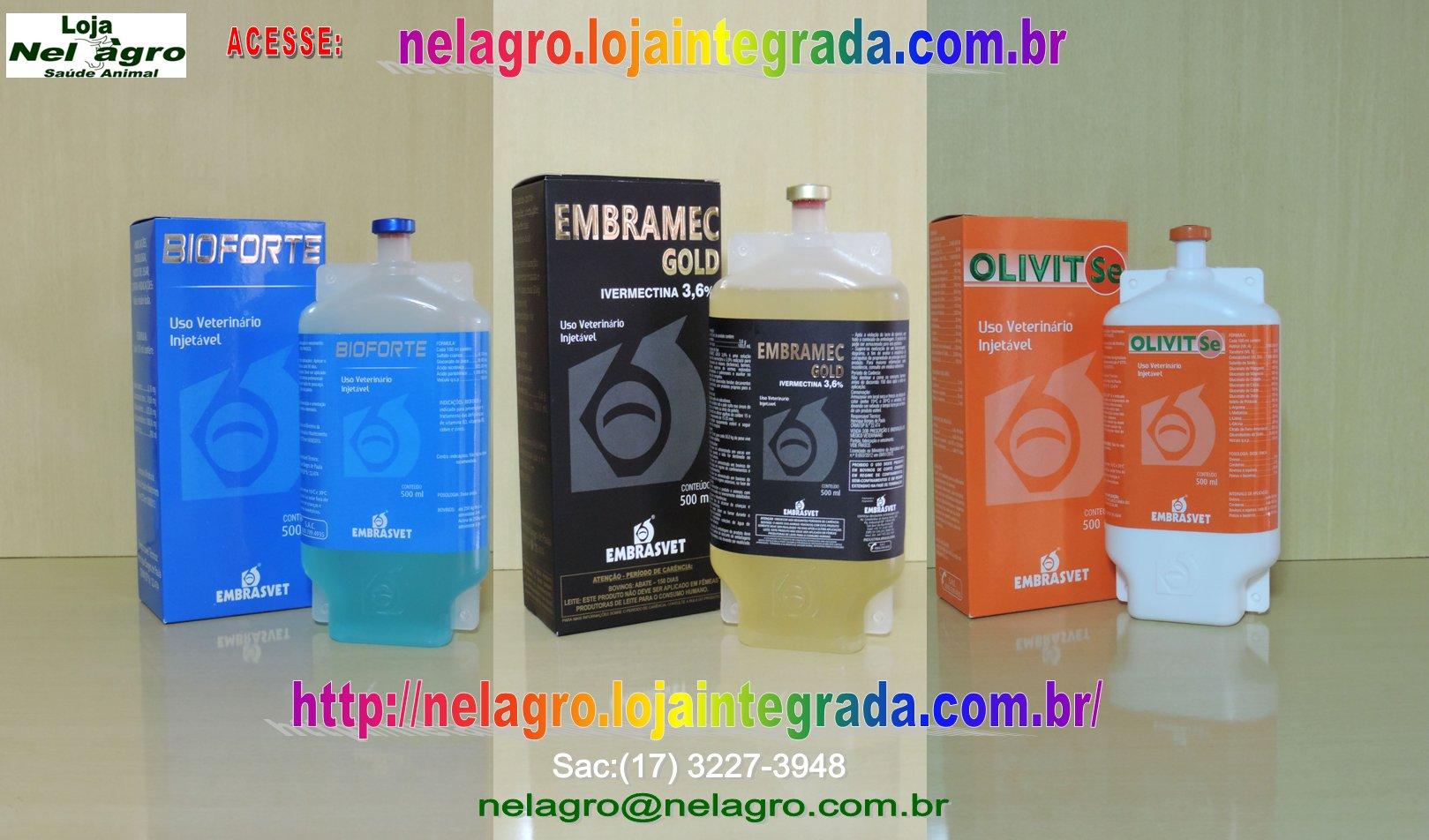 EMBRAMEC GOLD+BIOFORTE