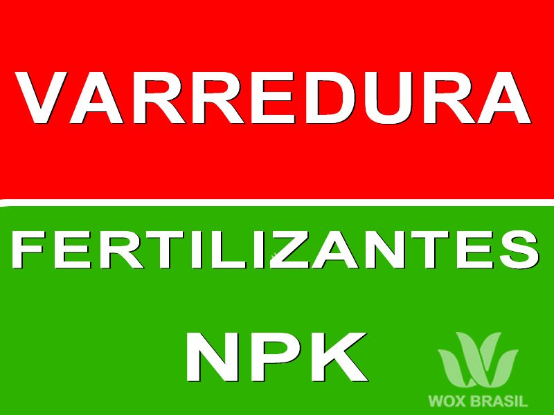 FERTILIZANTES - NPK