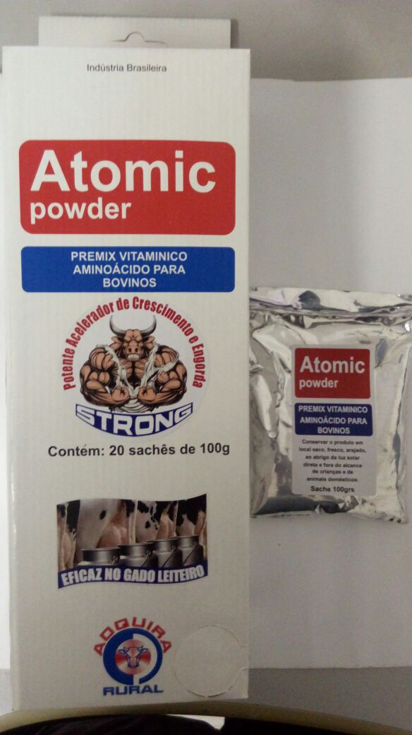 ATOMIC POWDER 02 KG
