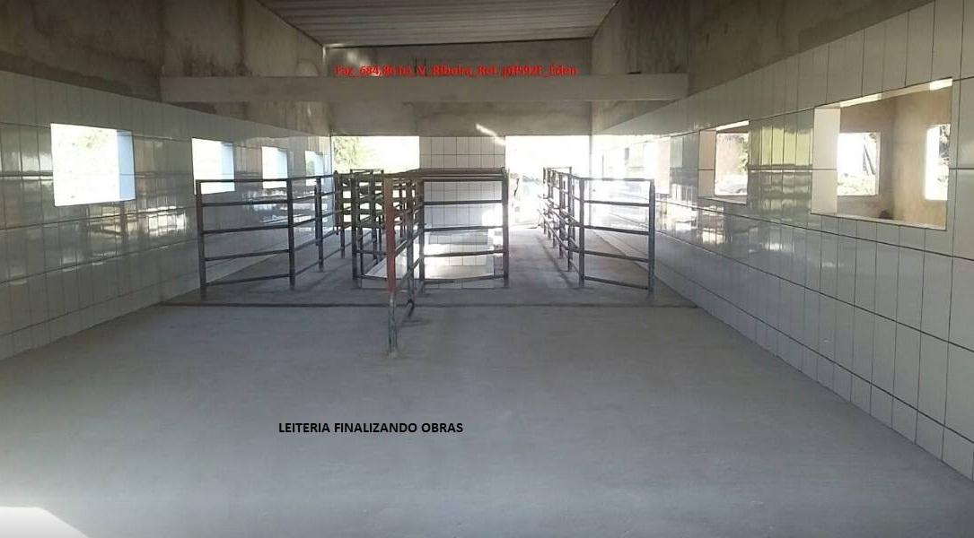 FAZENDA VALE DO RIBEIRA