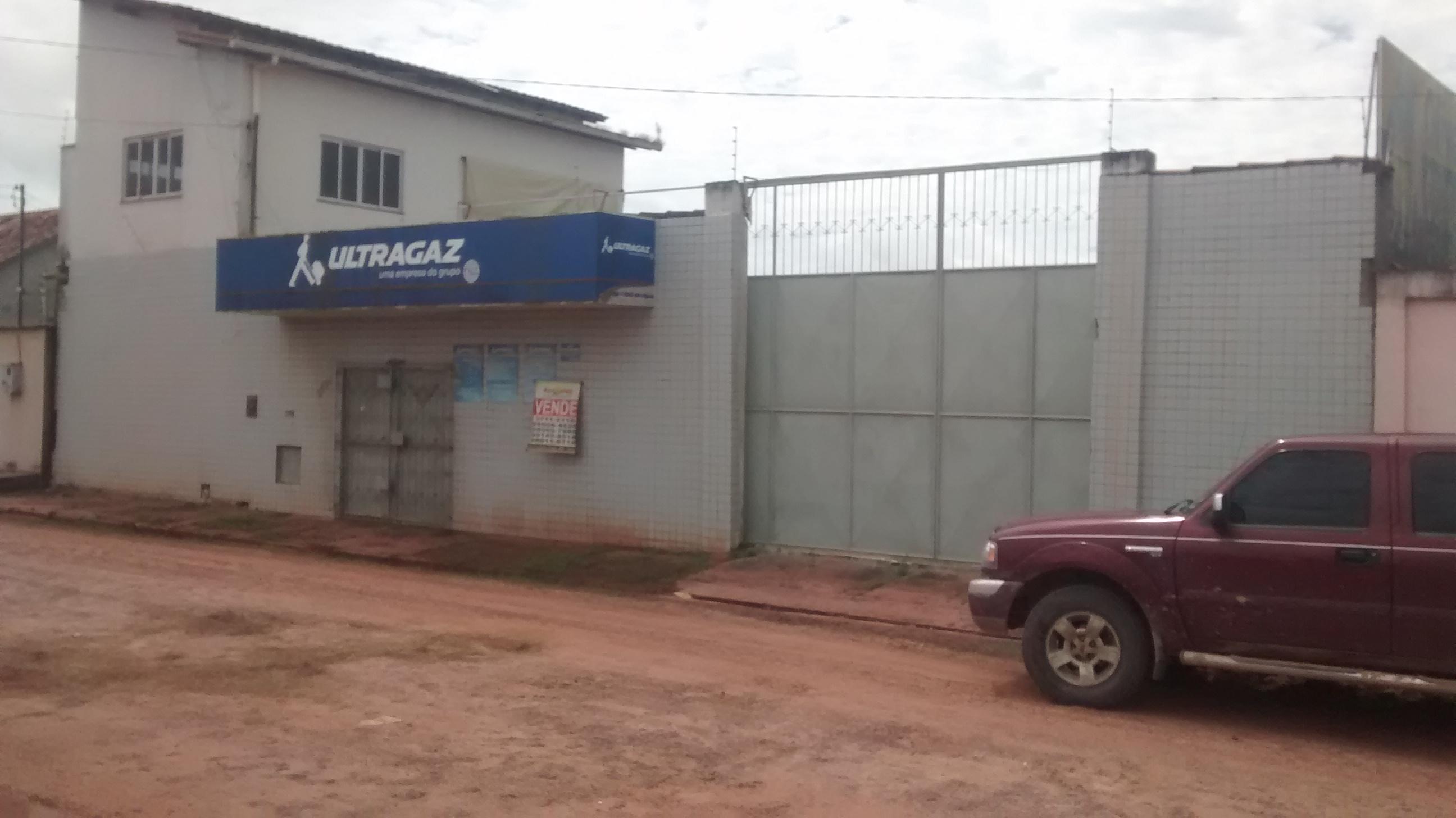 Venda de DEPÓSITO DE GÁS DA ULTRA