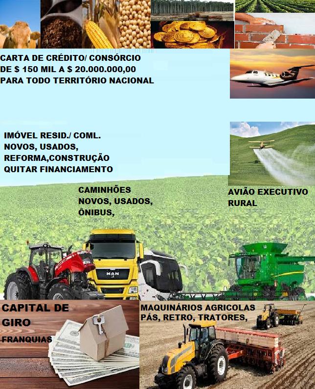 Venda de CARTA CRÉDITO / CONSÓRCIO