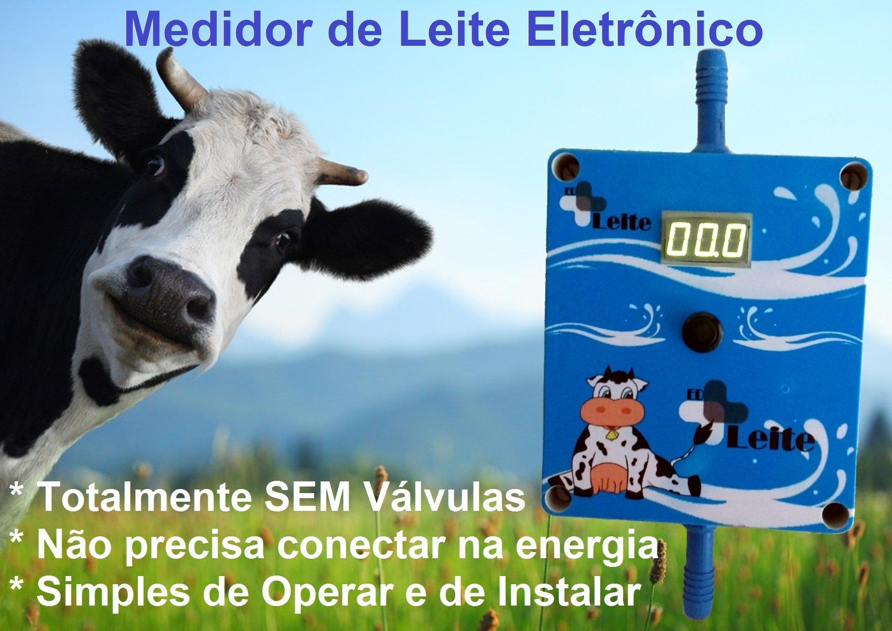 MEDIDOR DE LEITE