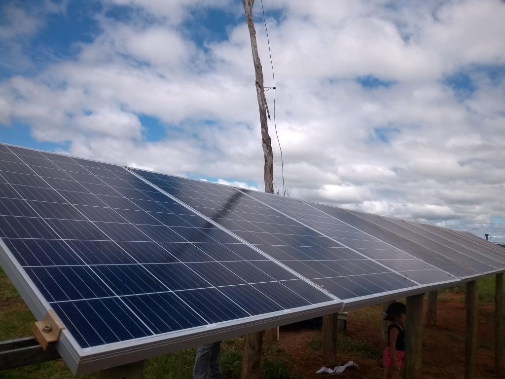 Venda de TECNOLOGIA SOLAR RURAL