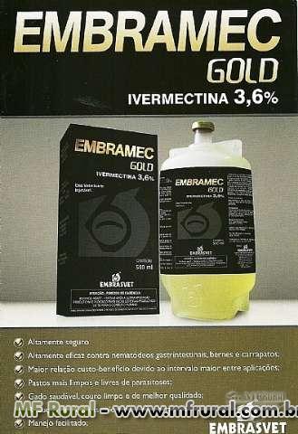 EMBRAMEC 3,6%IVERMECTINA