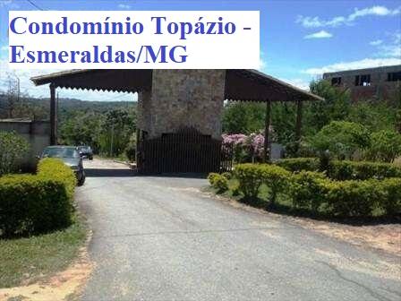 Venda de CHÁCARA EM ESMERALDAS/MG