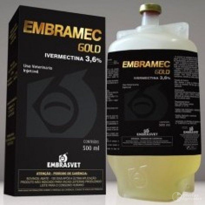 Venda de EMBRAMEC GOLD L.A
