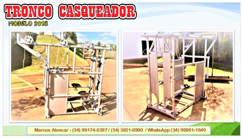 TRONCO CASQUEADOR