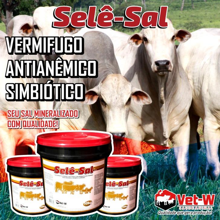 SELÊ-SAL - VERMÍFUGO