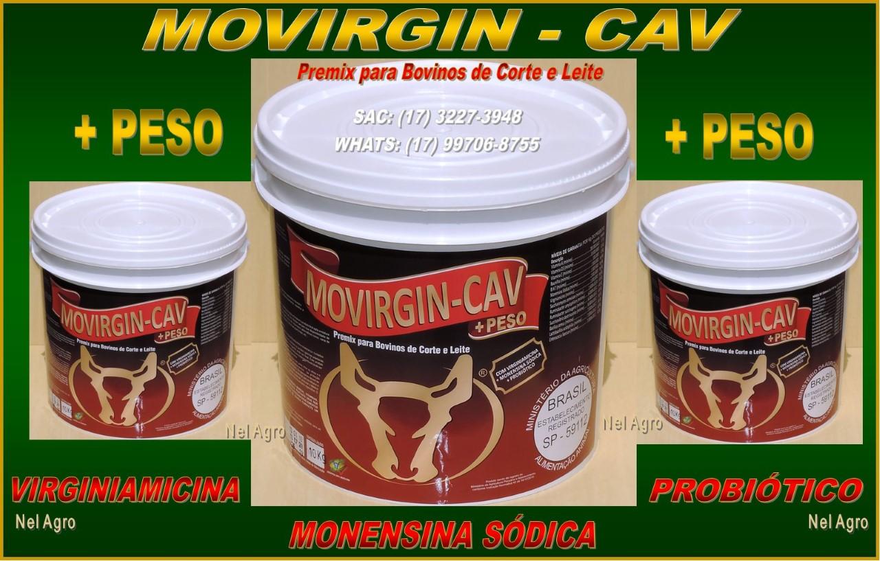 MOVIRGIN CAV.SUPLEMENTOS