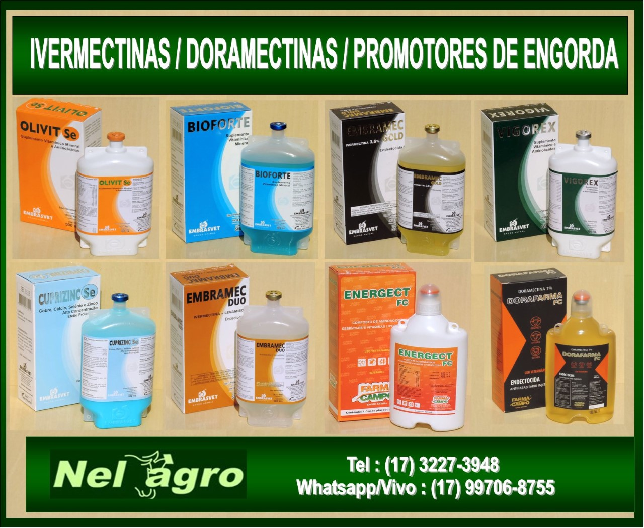 EMBRAMEC GOLD E BIOFORTE
