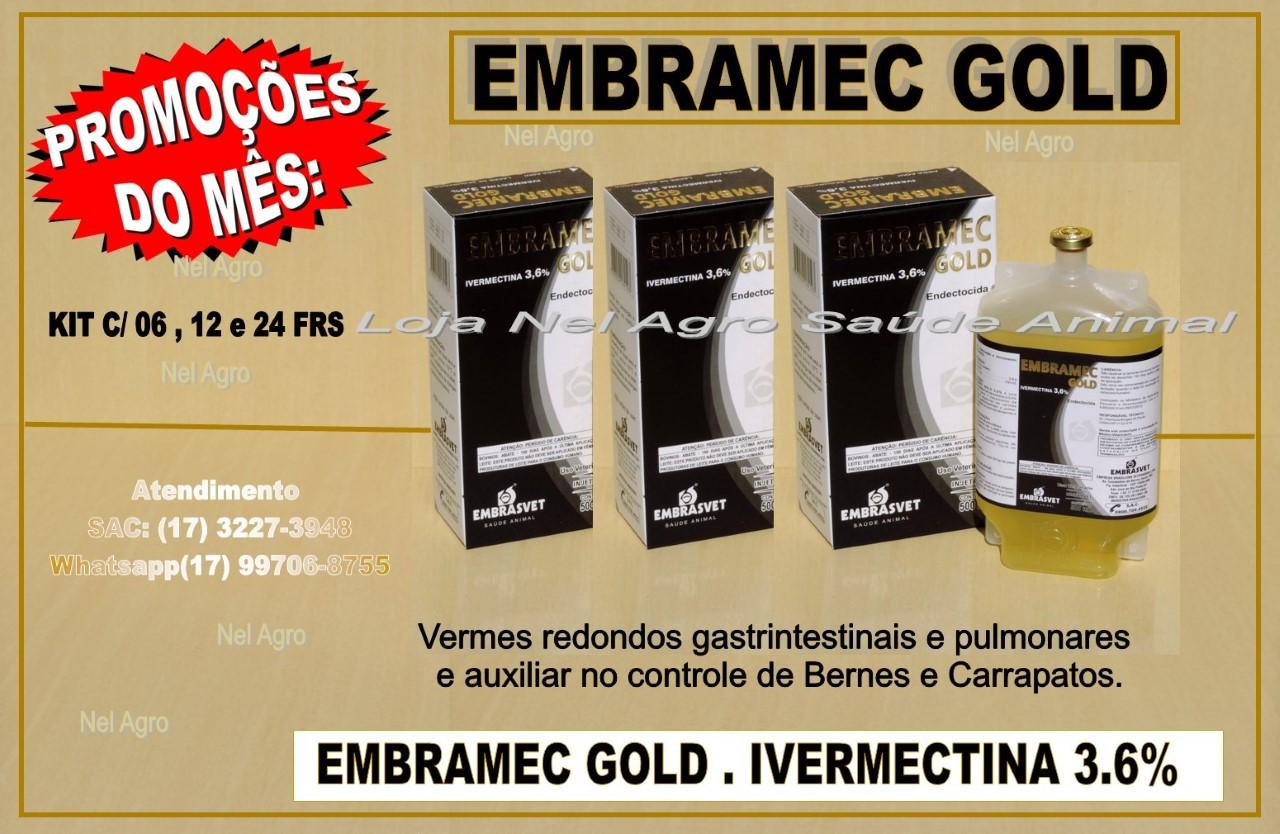 Venda de IVERMECTINA GOLD/BIOFORT