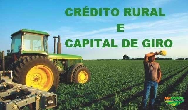 Venda de CRÉDITO RURAL E GIRO