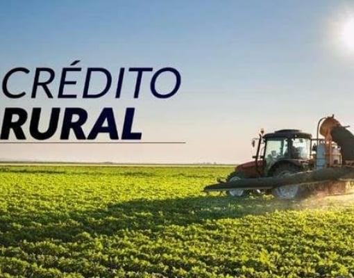Venda de CRÉDITO RURAL/CAP. GIRO