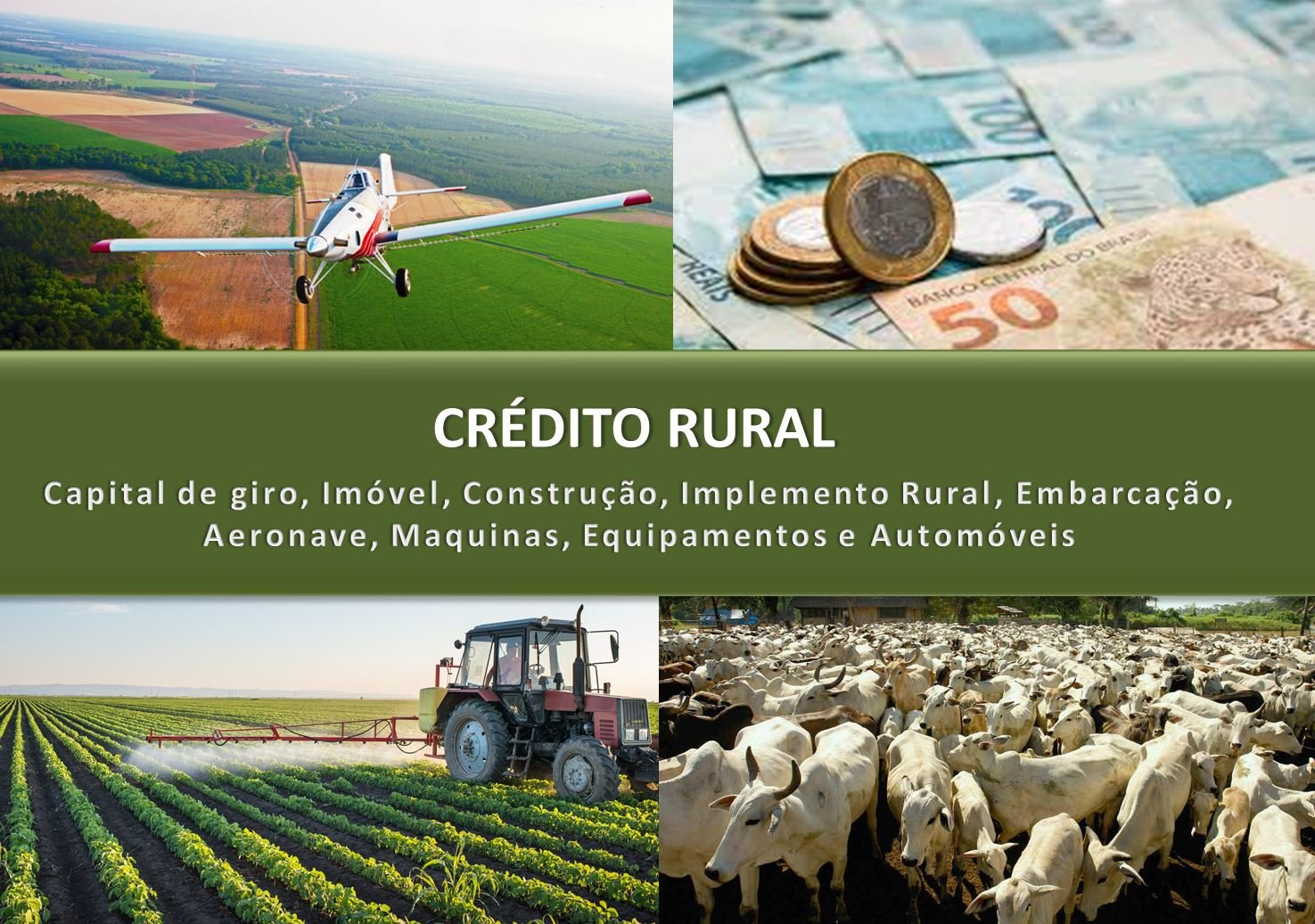 Venda de CRÉD. RURAL CAPITAL GIRO